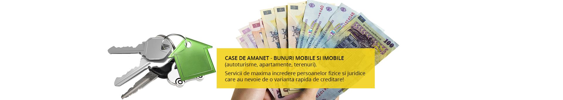 Casa Amanet Romania