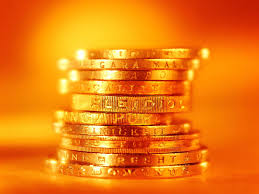 Vând monede de aur. 24K